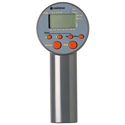 Gardena 1242-20 - Único de rigeo, control de riego para el control automático del tiempo en los sistemas de riego de aspersión cuando no esté en casa