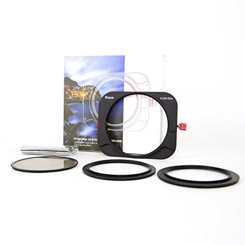 KaseFilters K8 Filterhalter KIT für 100x100mm sowie 100x150mm Filter