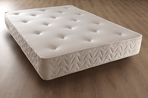 LUXURY 4FT6 DOUBLE MEMORY POCKET MATTRESS 10
