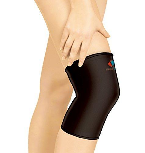 Kniebandage NEOPREN Knie-Stütze Knie-Gelenk Schutz Fixierung schwarz 4-XL