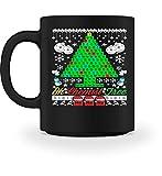 Chemie Ugly Christmas Sweater Chemiker - Tasse