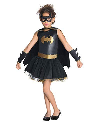 Horror-Shop Lizenziertes Batgirl Kinderkostüm -
