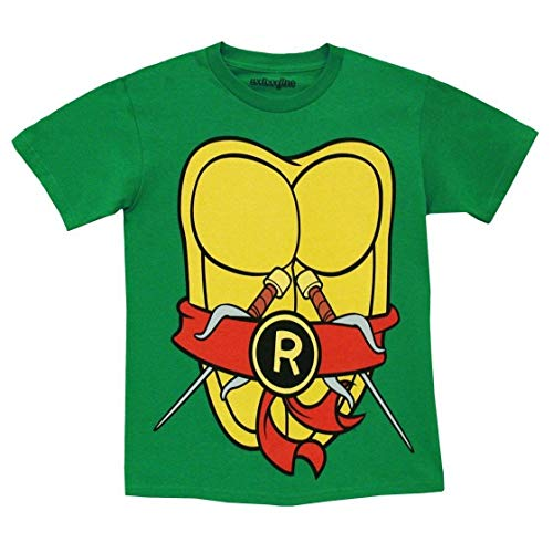 Teenage Mutant Ninja Turtles I Am Raph Juvy T-Shirt | 3T