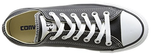 Converse  Chuck Taylor All Star Mono Ox,  Sneaker unisex adulto Nero (Black)