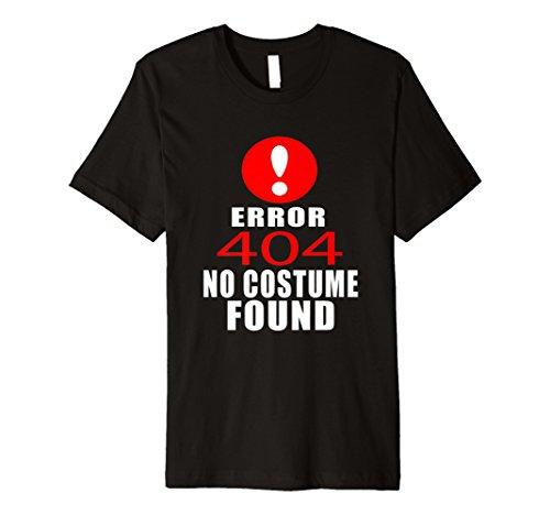 Funny 404Error T-Shirt–Geek und Nerd ()