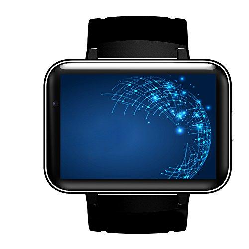 Reloj inteligente con Bluetooth, sistema Android, tarjeta insertada, pantalla de 2.2 pulgadas,...
