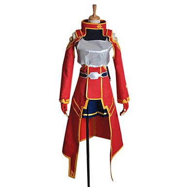 Sword Art Online Silica/Keiko Ayano Cosplay Kostüm, Größe S:(155-160 CM) (Sword Art Online Silica Kostüm)