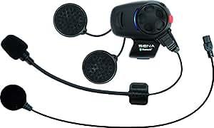 Sena SMH5-UNIV Bluetooth Headset- und Gegensprechanlage für Motorroller und Motorräder mit Universal-Mikrofonsatz