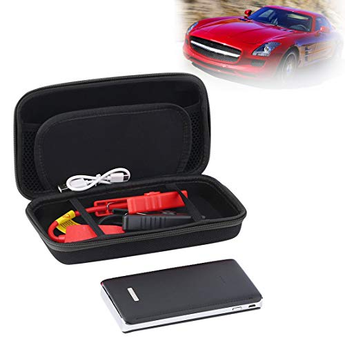 Sanzhileg 30000mAh Portable Car Jump Starter Pack Chargeur LED Chargeur Batterie Power Bank Portable d'alimentation De Démarrage d'urgence