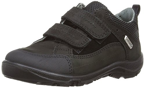 rice-a-roni-niklas-w-for-children-and-boys-moccasin-slippers-black-size-8-uk-senior