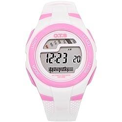 Reloj Digital Deportivo con Alarma Impermeable Cronómetro