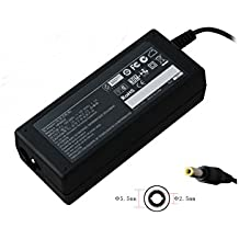 HP Pavilion n3300 Cargador Adaptador - cable de alimentación europeo incluido - Bavvo® 65w Alimentación Adaptador para Ordenador PC Portátil