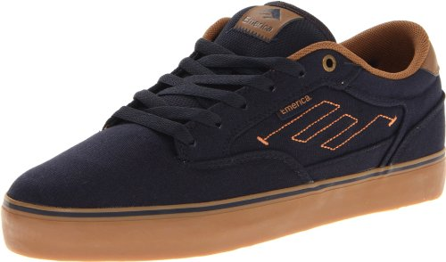 Emerica THE JINX 2 6101000095 Herren Sneaker Blau (blue/tan 640)