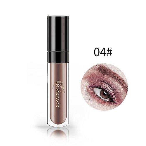 NICEFACE Tintes para Cejas Permanentes e Impermeables Colores para Cejas en Crema para hacer Maquillaje Tridimensional