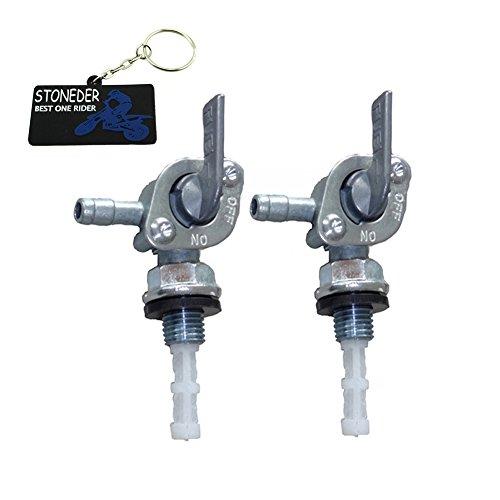 Stoneder Gas depósito combustible interruptor Tap