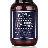 Cos De BAHA Serum Retinol Gesichts Feuchtigkeitscreme gegen Alterung und Falten - 1Fl-Unzen 30ml