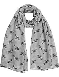 6ba290ccbcac Amazon.fr   Lina   Lily - Echarpes et foulards   Accessoires   Vêtements