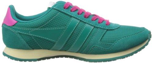 Gola  Spirit Hawaii, Chaussures de Gymnastique femme Vert