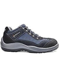 Base B872-S3-T39 - B872 Zapato Be-Free S3-Src Negr/Gris T39