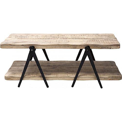 Table Basse en bois Scissors 120x65cm Kare Design