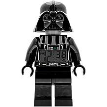 Universal Trends CT00211 - Despertador digital de Darth Vader en Lego