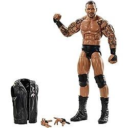 WWE- Elite Collection Randy Orton, Personaggio Articolato 15 cm, Giocattolo 3+ Anni, GCL38