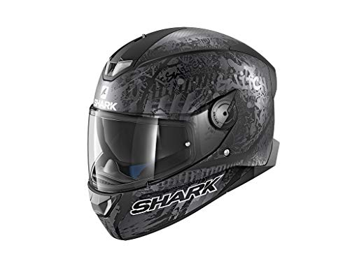 Shark SKWAL 2 SWITCH RIDER 2 MAT KAS Casco motocicleta