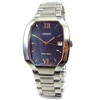 Orient Dressy Elegant–Reloj de pulsera para mujer con números romanos Day Números Romanos)