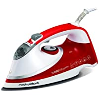 Morphy Richards 303116 Turbosteam Pro Steam Iron - Red