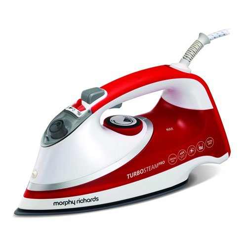 morphy-richards-303116-turbosteam-pro-steam-iron-red