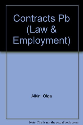 Contracts (Law & Employment) por Olga Aikin