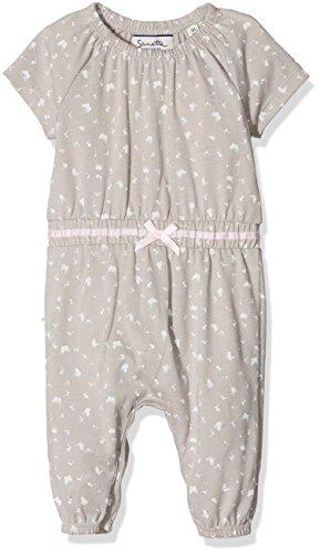 Sanetta Baby-Mädchen Spieler 906471, Grau (Greystone 1729), 62