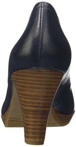 Tamaris 22410, Escarpins femme Bleu (NAVY 805)