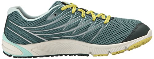 Merrell Damen Bare Access Arc 4 Laufschuhe Grün (Sagebrush GreenSagebrush Green)