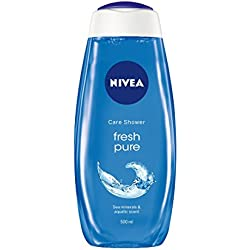 Nivea Fresh Pure Shower Gel, 500ml