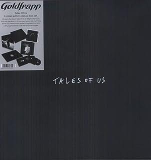 Tales of Us (Ltd Box Set) by Goldfrapp (B00GMILFMG) | Amazon price tracker / tracking, Amazon price history charts, Amazon price watches, Amazon price drop alerts
