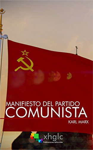 Manifiesto del Partido Comunista por Karl Marx