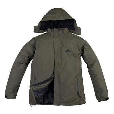 COX SWAIN Herren 2-Lagen Outdoor Funktionsjacke Urban blk. zipper - 5.000mm Wassersäule von Cox Swain bei Outdoor Shop