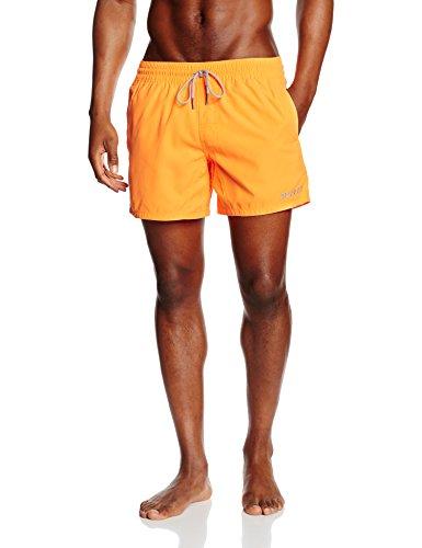 Brunotti Herren Badehose Crunot Shorts NOOS Neon Orange