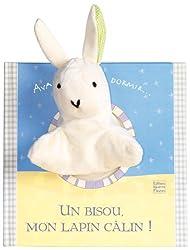 Un bisou, mon lapin câlin !