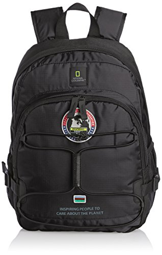 National Geographic Zaino Explorer n01107.06 Nero, nero (nero), 0