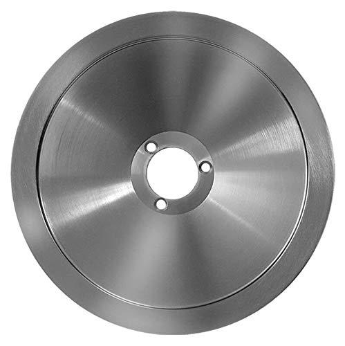 RASSPE Lama per affettatrice Materiale MAT.C45 Made in Italy - Trattamento termico: tempra induzione HRC 59/62. Trattamento calvanico Lama per affettatrice 300-40-3-250 h.20 ns C45 RASSPE