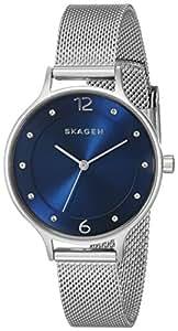 Skagen Anita Analog Blue Dial Women's Watch - SKW2307