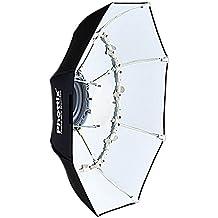 Phottix Beauty Dish - Reflector de plato plegable (70 cm), blanco