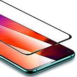 ESR Bildschirmschutzfolie kompatibel mit Samsung Galaxy A8S Schutzfolie - Panzerglas Schutzfolie mit Full-Screen Schutz - Fettabweisende Hartglas Folie für Samsung Galaxy A8s