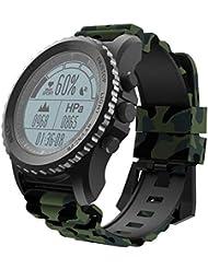 2d181cfe2c51 Deportes Frecuencia cardíaca Inteligente Natación Reloj Profesional  Impermeable Correr Inteligente Pulsera Salud Deporte Reloj Podómetro Pulsera