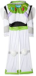Rubie´s Deluxe Buzz Lightyear Men's Toy Story Fancy Dress Adult Disney Space Costume