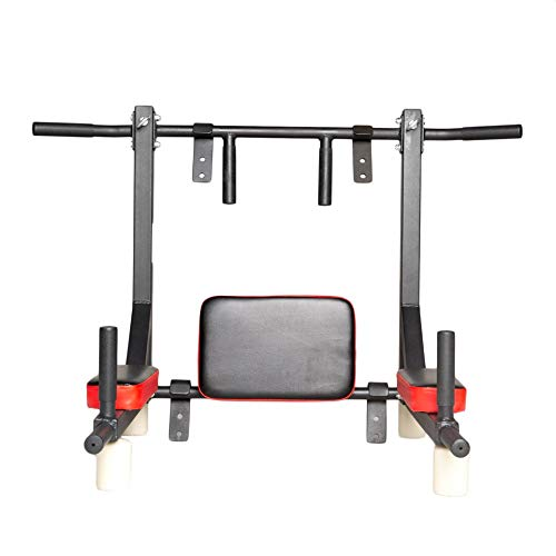5edd0970a Matthew00Felix Multifunctional Pull Up Bar Power Tower Professional Chin Up  Station Home Gym