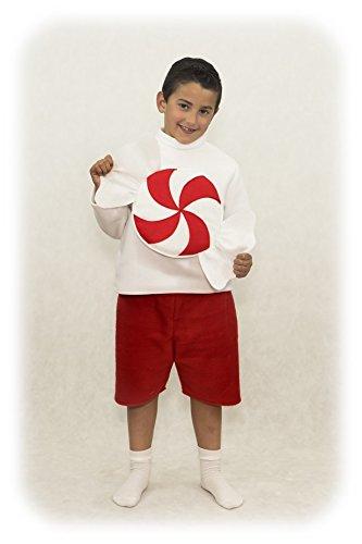 Imagen de disfraz de caramelo niño 6 años