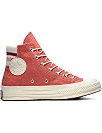 Converse Scarpe Donna Rosse Amazon 5 it 37 Scarpe Da qAxxRO